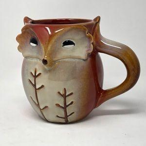 3D Fox mug 20 oz Gibson woodland